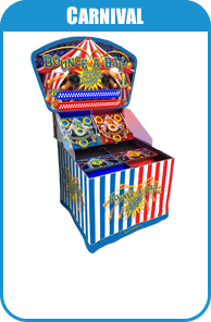 View Carnival Bounce A Ball Product Page