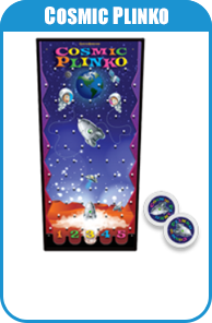View Cosmic Plinko Product Page