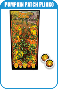 View The Pumpkin Patch Plinko Product Page