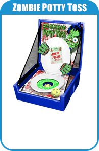 View Zombie Potty Toss Product Page